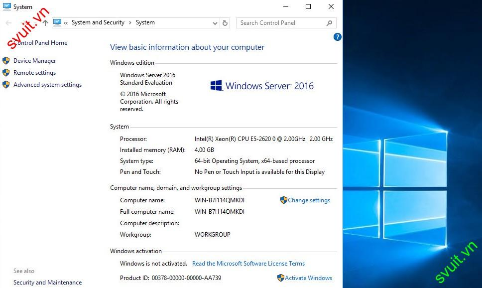install windows server 2016 (10)