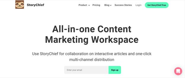 sc Content Marketing Tool