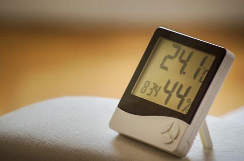溫度和濕度控制
