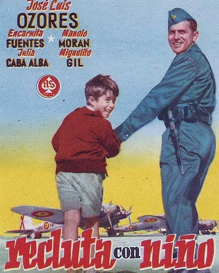 Recluta con niño (1955, Pedro Luis Ramírez)