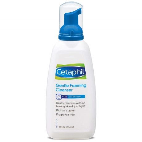 Image result for cetaphil gentle foaming cleanser