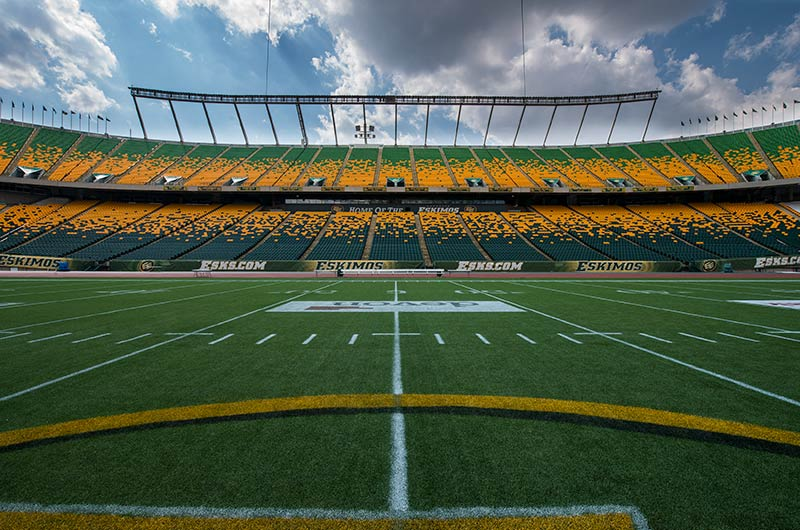 edmonton eskimos stadium seating