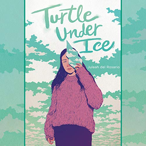 Turtle Under Ice Cover Art