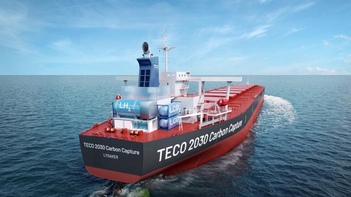 TECO 2030 ASA und Chart Industries, Inc. werden gemeinsam technologische Lösungen entwickeln, die das von Schiffen emittierte CO capture auffangen und anschließend in flüssiger Form speichern.