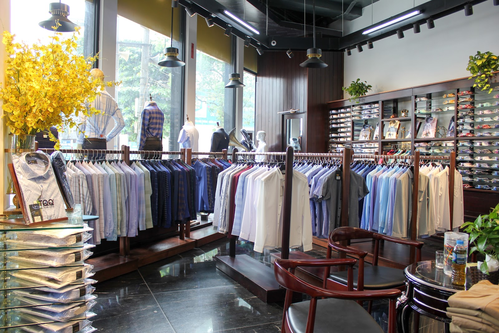 Hệ thống showroom của TQQ