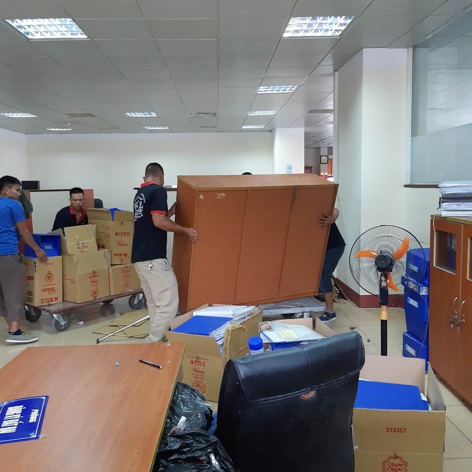 Dịch vụ vận chuyển đồ đạc văn phòng trọn gói tại Hạ Long, Quảng Ninh