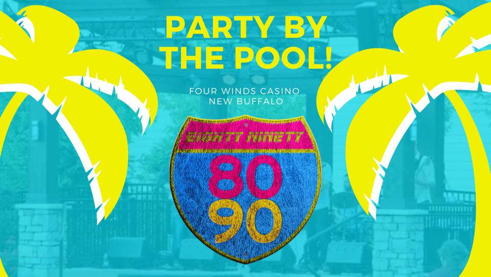 Four Winds Casino pool party