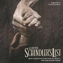 Schindler's List (soundtrack) - Wikipedia