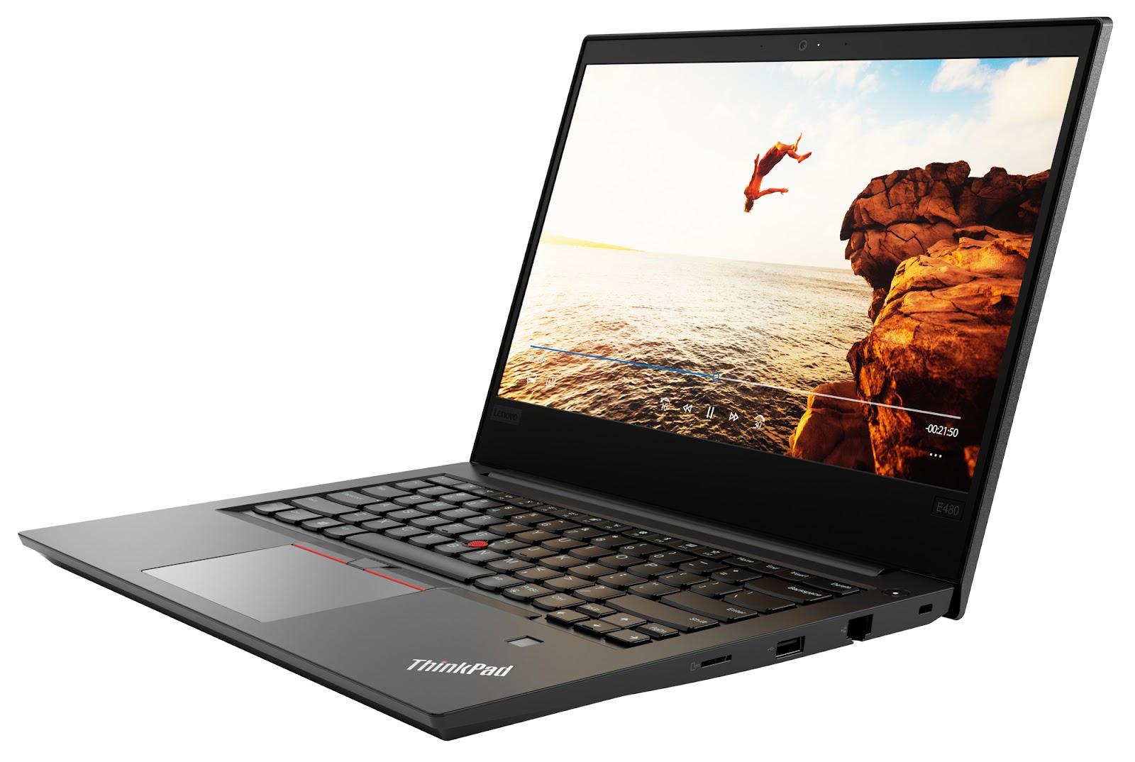 Фото 2. Ноутбук ThinkPad E480 (20KN0023RT)