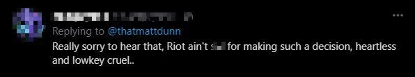 Riot Games outraged fans when they opted to replace Matt Dunn - Ezreal, Pyke's lore author while he was suffering personal difficulties 10