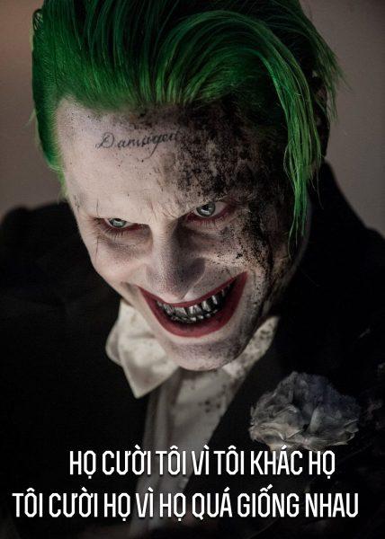 Những câu nói để đời của Joker