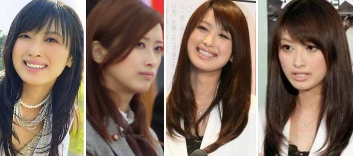 most hottest girls in Japan politics