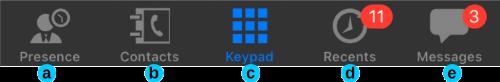 Administre sus Llamadas en su dispositivo iOS
