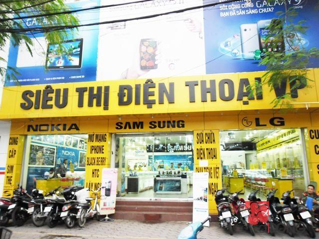 Làm biển quảng cáo cho siêu thị