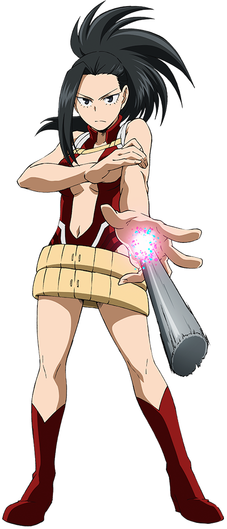 Momo Yaoyorozu | My Hero Academia Wiki | Fandom