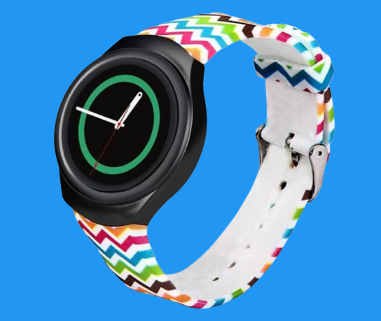 Linkshare Soft Silicone Sports Gear S2 Band
