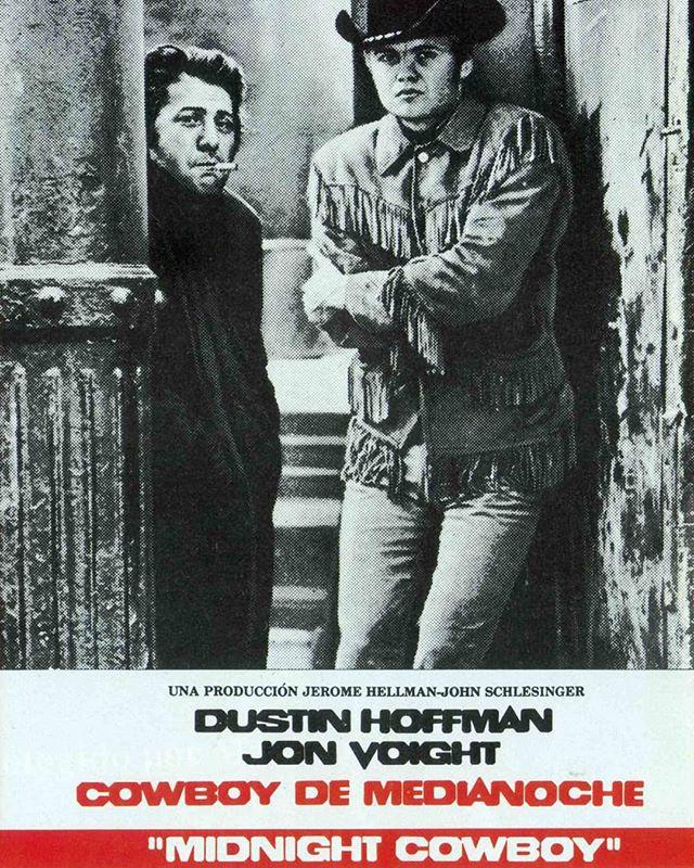 Cowboy de medianoche (1969, John Schlesinger)