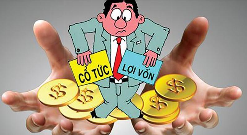 Quy định về chi trả cổ tức trong công ty cổ phần