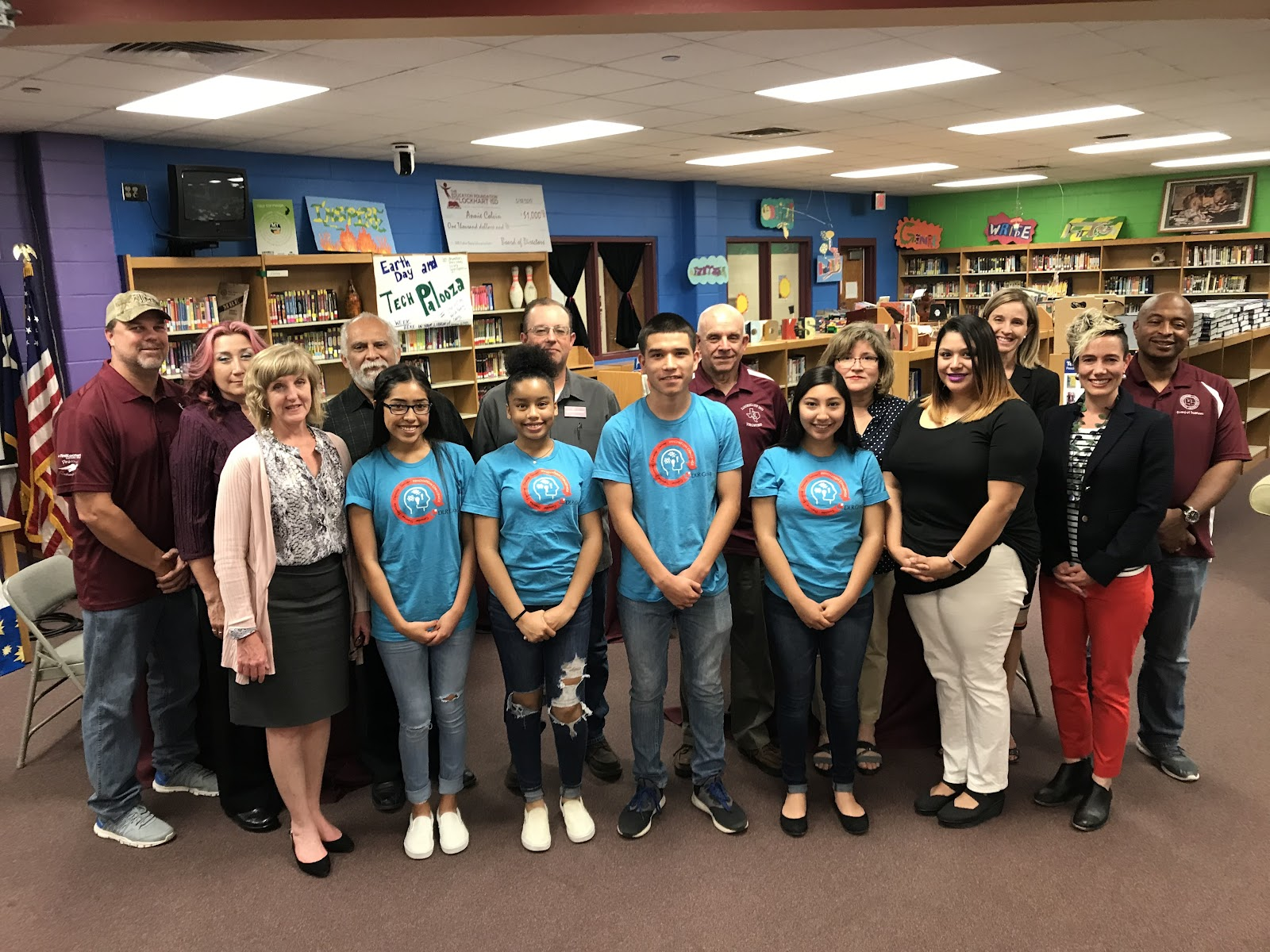 LISD Student Innovation Challenge Participants