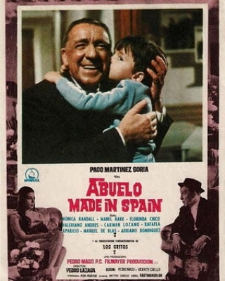 Abuelo made in Spain (1969, Pedro Lazaga)