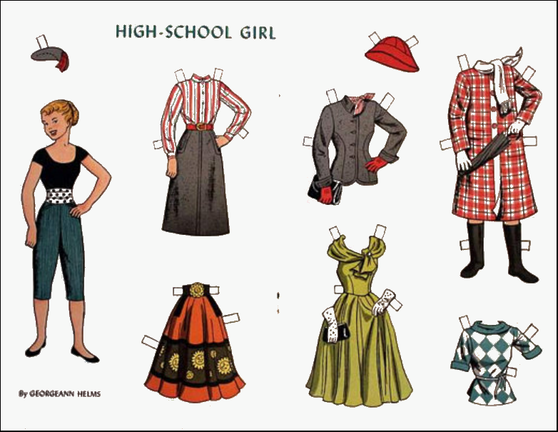 Paper Doll High School Girl.png