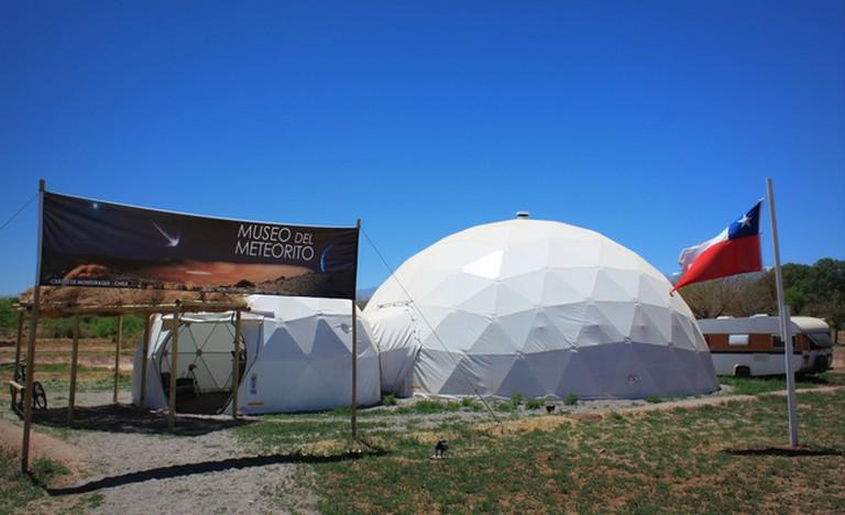 Meteoritenmuseum
