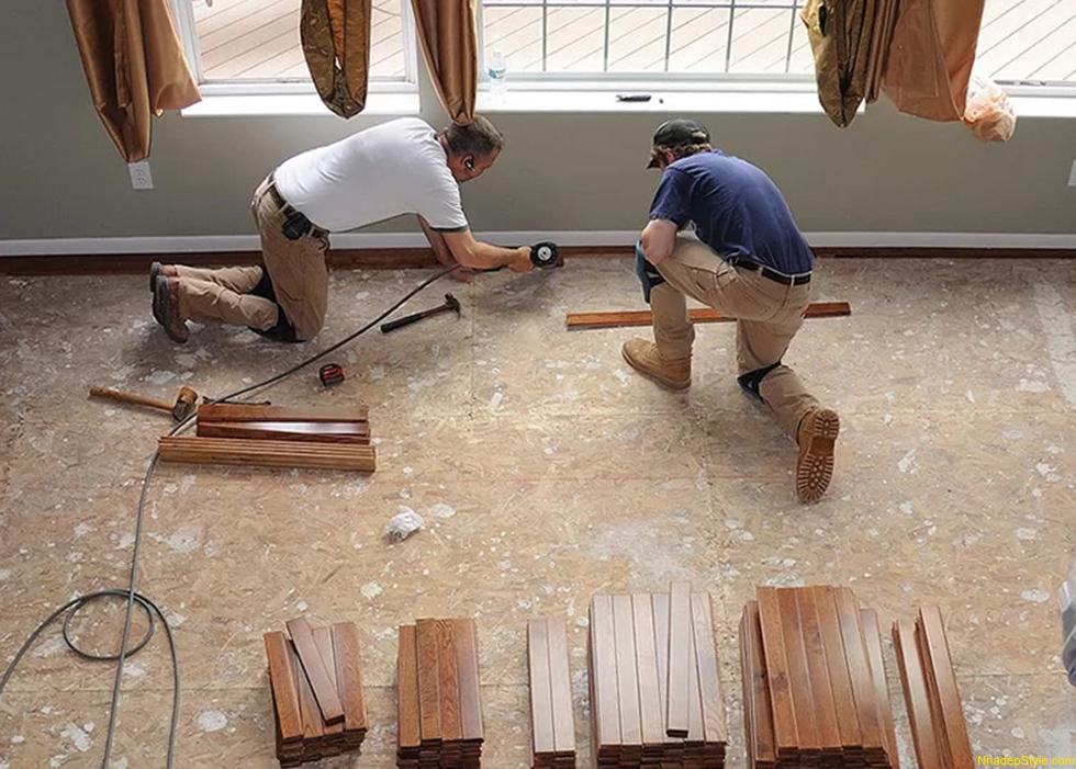 khi nào quý khách cần thợ sửa chữa nhà tại quận 12