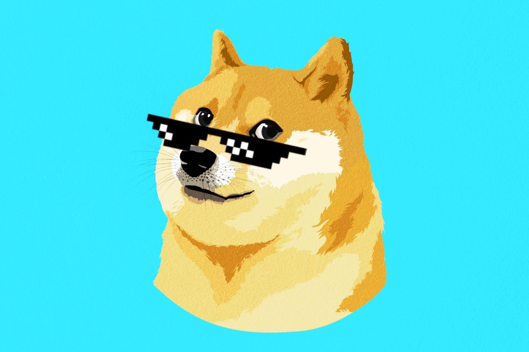 Dogecoin là một loại tiền điện tử bán đùa dựa trên bản đồ Shiba Inu được lưu hành rộng rãi
