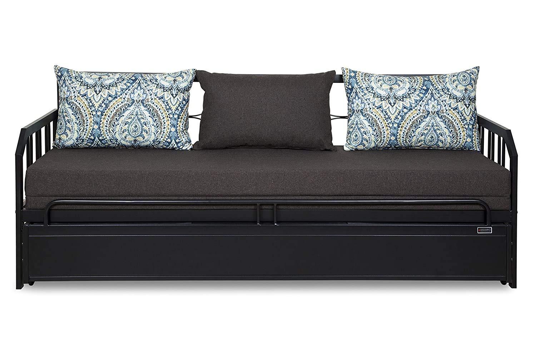 FurnitureKraft Centerville Three Seater Sofa Cum Bed