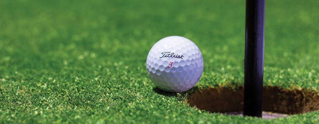 Comprar bolas de golf