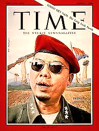 Tướng râu dê Nguyễn Khánh | Flickr
