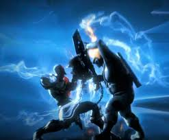 Image result for kratos vs sweet tooth