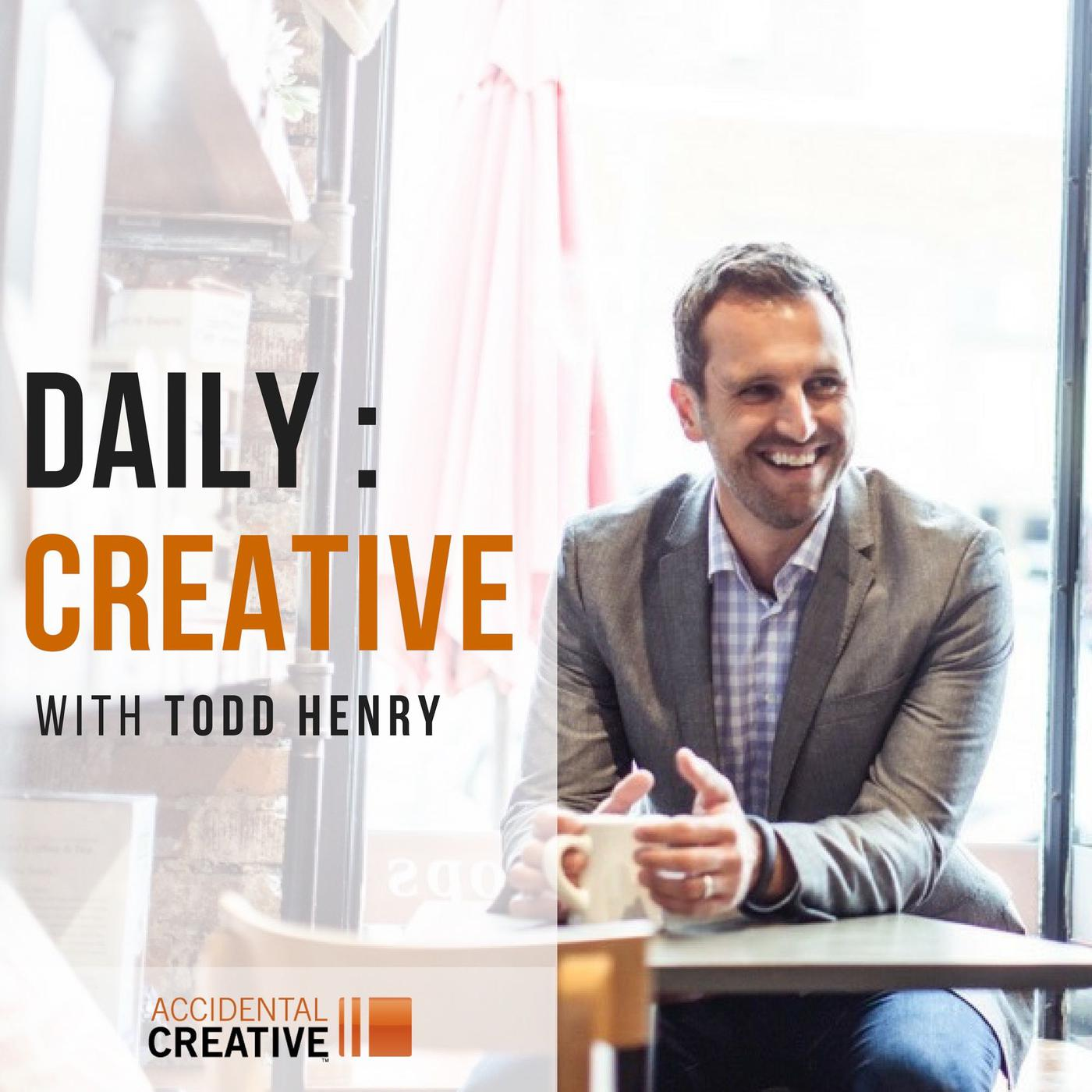 Daily Creative podcast  best podcasts for aspiring entrepreneurs