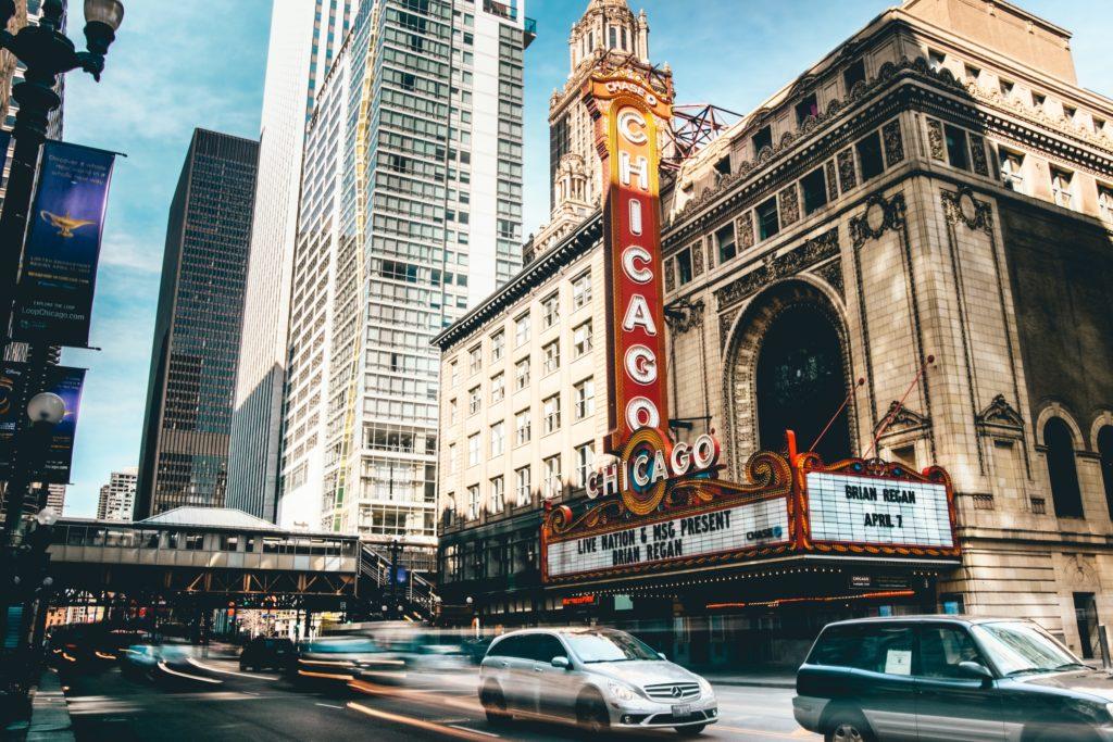 city break chicago