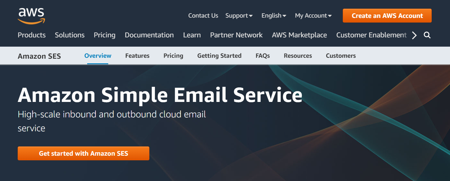 amazon ses, transactional email service for wordpress