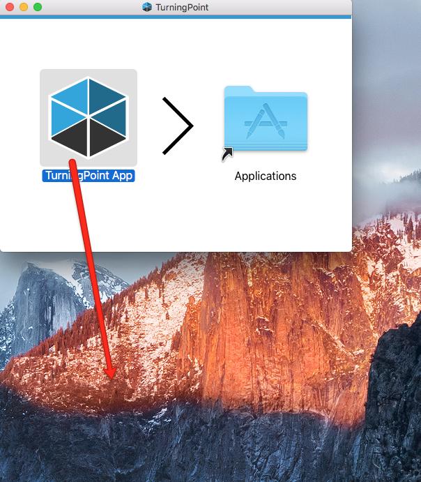 TurningPoint App to Desktop