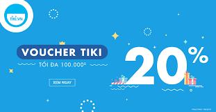 tiki voucher vàbách hóa online là gì?