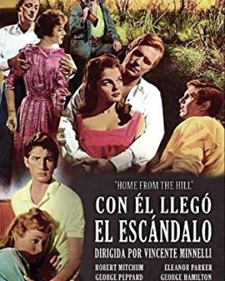 Con él llegó el escándalo (1960, Vicente Minnelli)