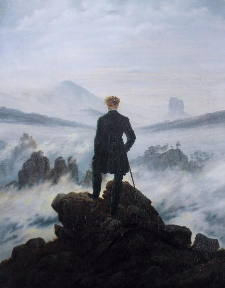 Resultado de imagem para • Caspar D. Friedrich