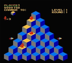 Image result for q bert nes