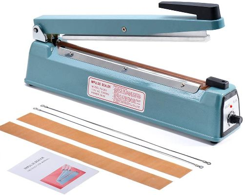 Metronic 12 inch Impulse Bag Sealer