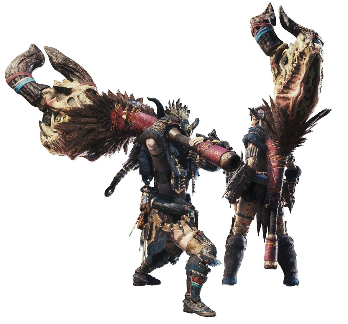 hunting horn The Best Co-Op S-Tier Weapons