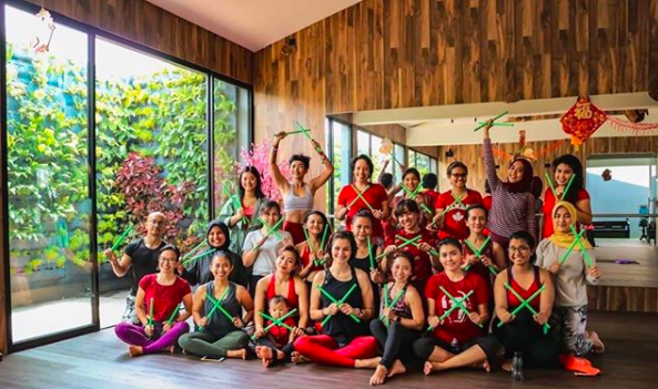 Gudang Gudang Yoga Studio Kemang