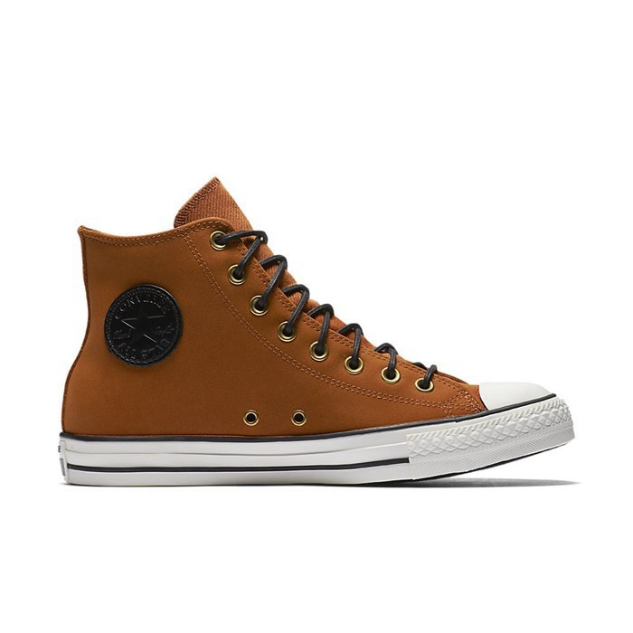 Converse Chuck Taylor All Star Plimsolls Brown Crafted Suede High Men 153807c 8
