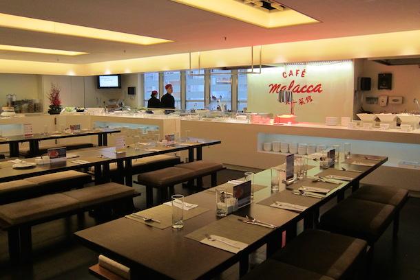 Café Malacca Malaysian Hong Kong