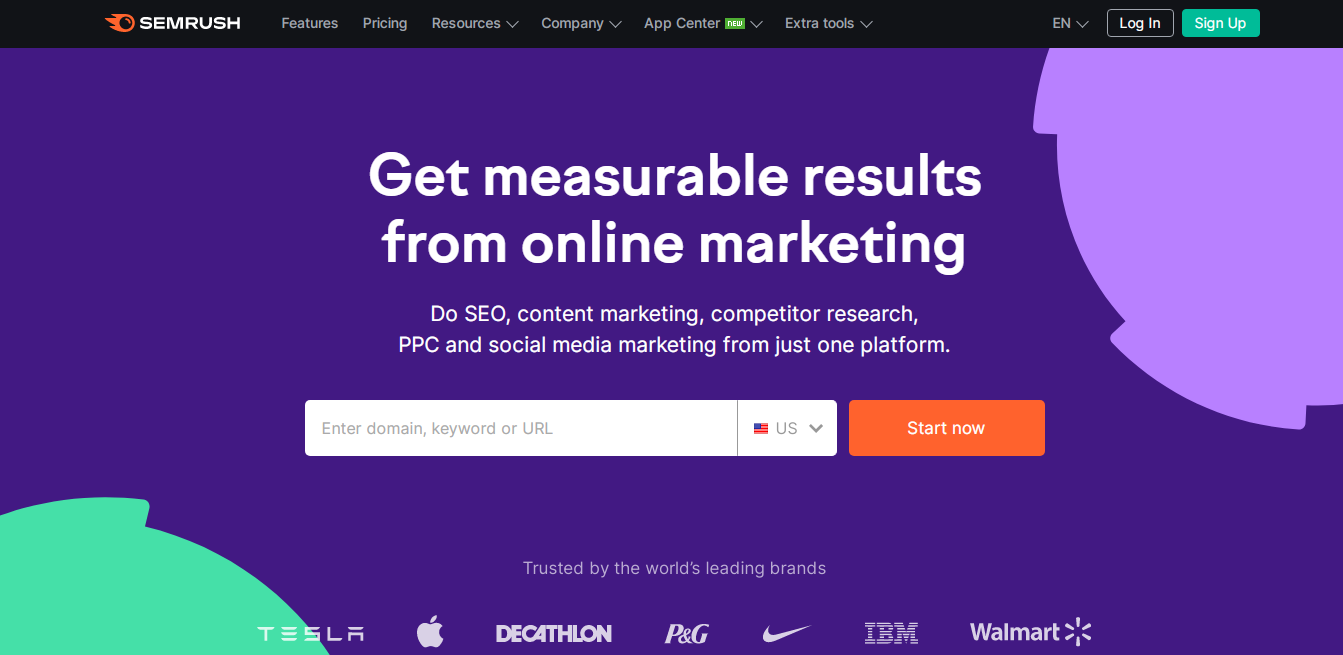 Semrush vs Similarweb - Which SEO Tool is Right for You? 1