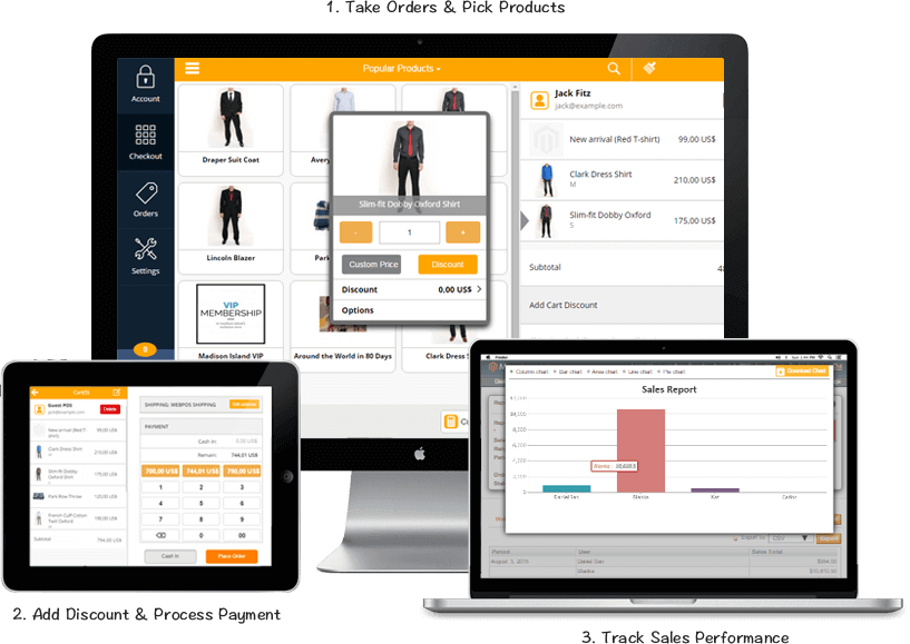 Top Magento 2 POS software: Magestore