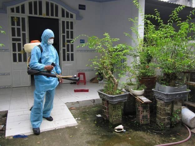 BIOX công ty chuyên nhận phun thuốc muỗi tại nhà.