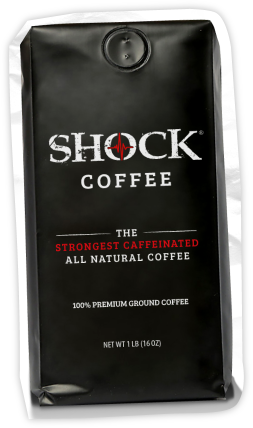 STRONGEST COFFEE BRANDS ONLINE SHOCK COFFEE