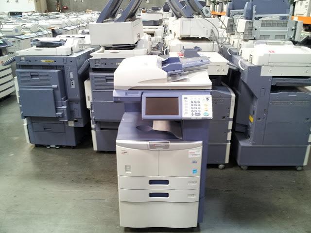 Khi máy photocopy quá cũ, vận hành chậm chạp thì bạn hãy thanh lý nó ngay